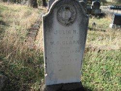 Julia R Clark