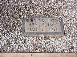 Burgess T. Tipton