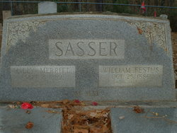 William Festus Sasser