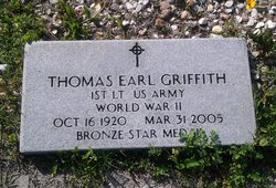 Thomas Earl Griffith