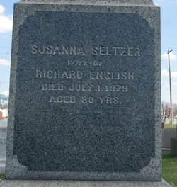 Susanna <i>Seltzer</i> English