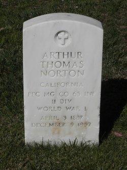 Arthur Thomas Norton