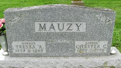 Chester Crawford Mauzy