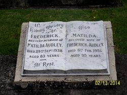 Frederick J. Audley
