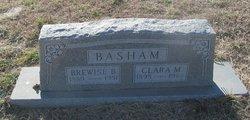 Clara May <i>Carr</i> Basham