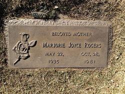 Marjorie Joyce <i>Wehrly</i> Rogers