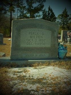 Perla <i>Downs</i> Milton