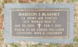Madison S Bill Blakney