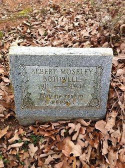 Albert Moseley Bothwell