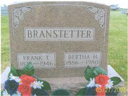 Bertha May <i>Henderson</i> Branstetter