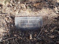 Orson Andrus