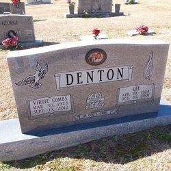 Virgie <i>Combs</i> Denton