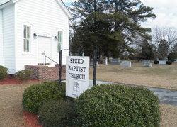 Speed Baptist Church Cemetery