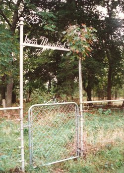 William Martin Cemetery