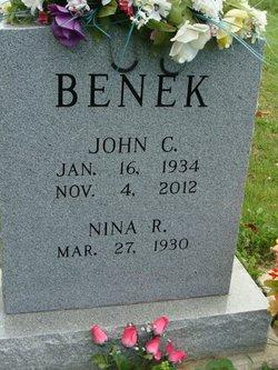 John C. Benek