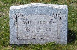 Homer J Allshouse