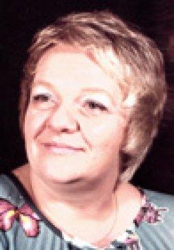 Peggy Jo <i>McCue</i> Haddix