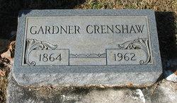 Gardner Crenshaw