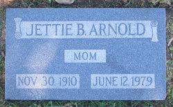 Jettie B. <i>Bullington</i> Arnold