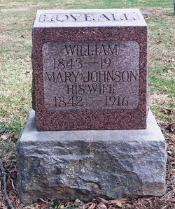 Mary <i>Johnson</i> Loveall