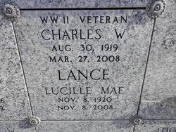 Charles William Charlie Lance