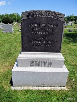 Agnes <i>Smith</i> Shaw