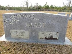 Barney Ranel Brady, Sr