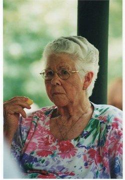 Mildred Evelene <i>Gosvener</i> Evans