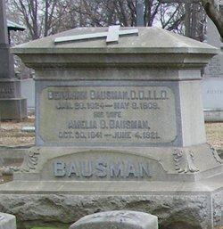 Amelia <i>Bingaman</i> Bausman