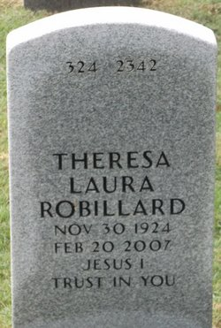 Theresa Laura Robillard