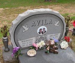 Maria Magdalena <i>Cortez</i> Avila
