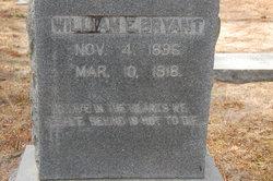 William Elbert Bryant