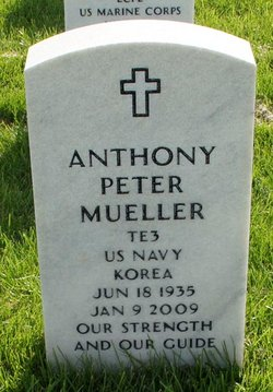 Anthony Peter Mueller