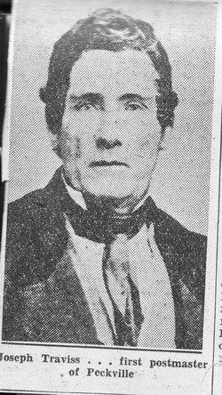 Joseph K Travis