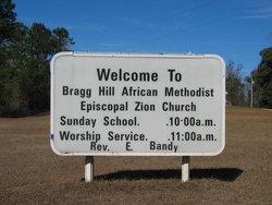 Bragg Hill AME Zion Church Cemetery