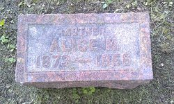 Alice M <i>Cleary</i> Bowles