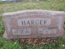 Sallie <i>Turner</i> Harger