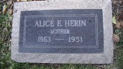 Alice E. Herin