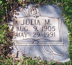 Julia M. Arnold