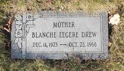 Blanche <i>Legere</i> Drew
