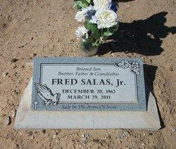 Fred Salas, Jr
