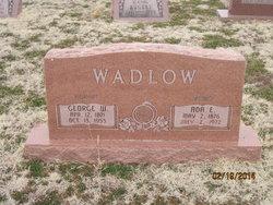Ada E Wadlow