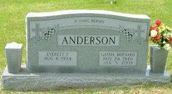 Gatha <i>Bernard</i> Anderson