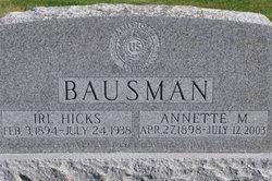 Annette M. <i>Jensen</i> Bausman