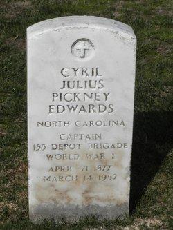 Cyril Julius Pinkney Edwards