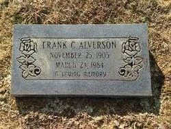 Frank C. Alverson