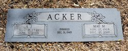 Arthur James Acker, Jr