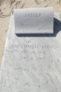James Harold Barnes