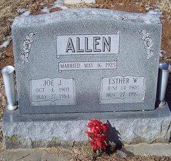 Joe Jacob Allen