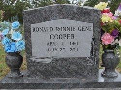 Ronald Gene Ronnie Cooper